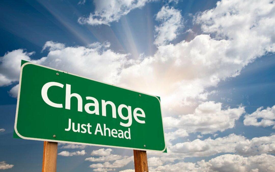 Spetsa öronen: Förändring kan innebära kris.