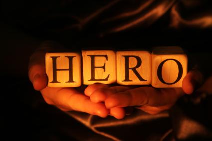 Det finns en hjälte inom dig!