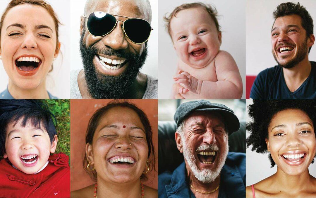 Ett gott skratt förlänger livet.