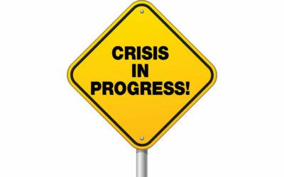 Kris och sjukskrivningar