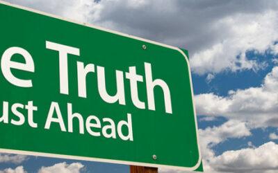 Håll dina sanningar för dig själv!