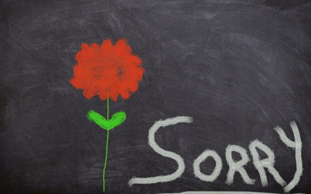 Förlåt!