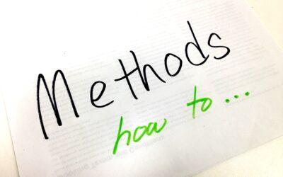 Relationer går inte att ersätta med metoder och verktyg!
