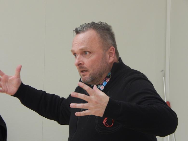 Live föreläsning med Ulf Lidman