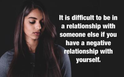 Älska dig själv för att kunna älska andra