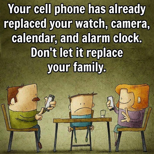 Telefonberoende?