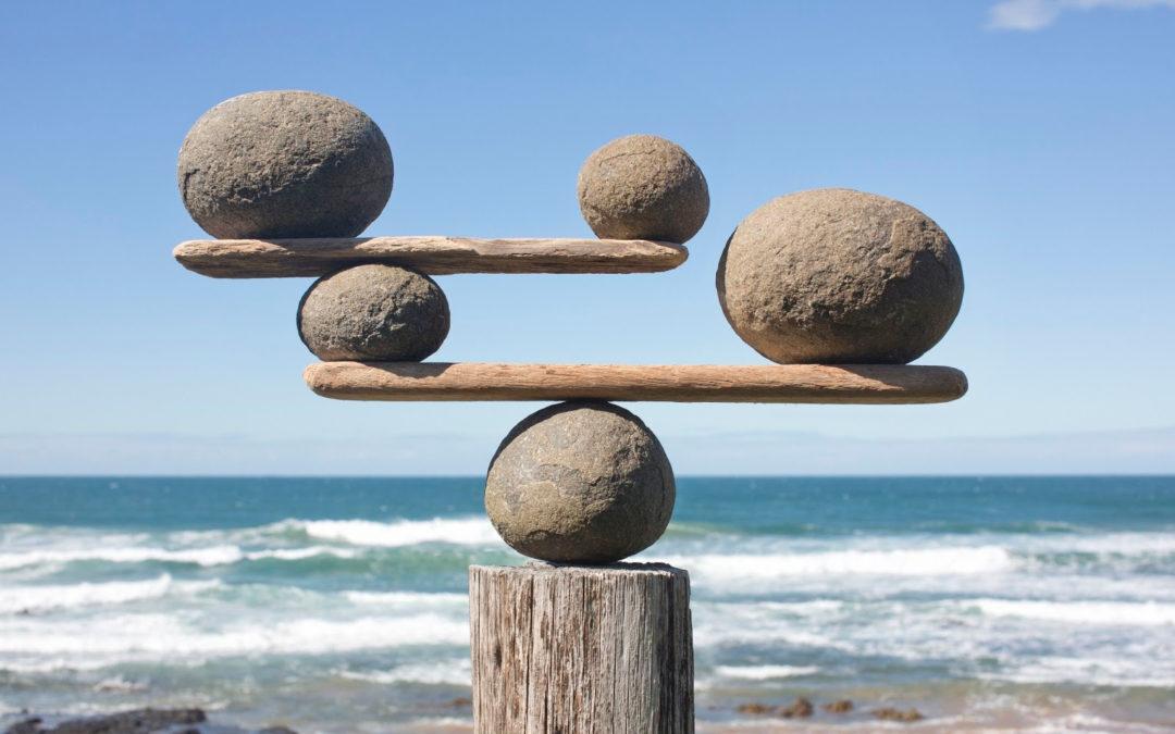 Att hitta balans och arbetsglädje under och efter kris.